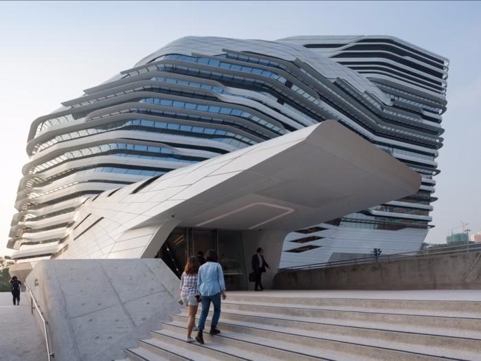 Ber 252 Hmte Architekten Das Leben Und Werk Von Zaha Hadid