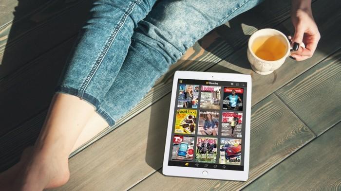 zeitschriften app readly flatrate magazine lesen