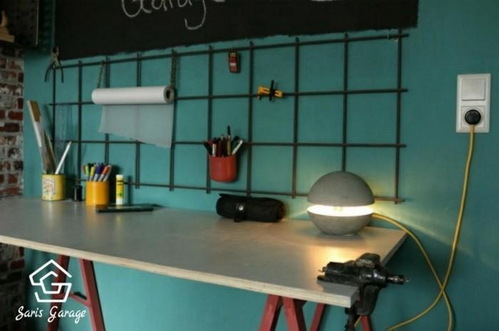 Betonlampe von Saris Garage (3)