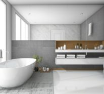 Ein modernes Bad gestalten