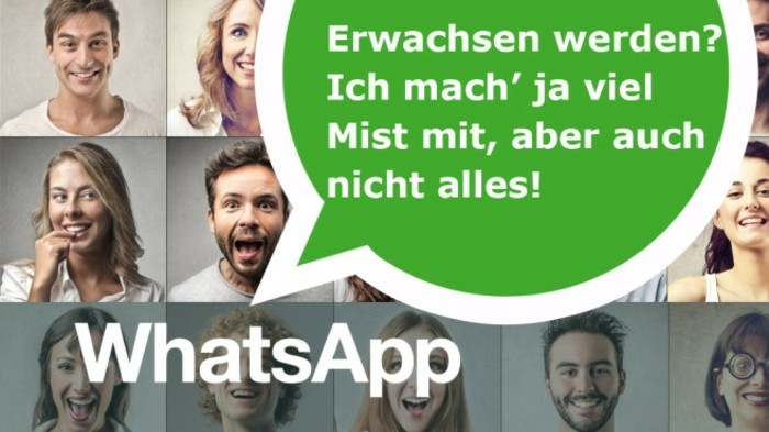 Coole Statussprüche für Whatsapp mit Bildern fuer collage 47