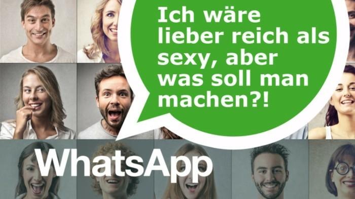 Coole Statussprüche für Whatsapp mit Bildern fuer collage14