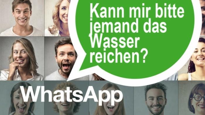 Coole Statussprüche für Whatsapp mit Bildern fuer collage19