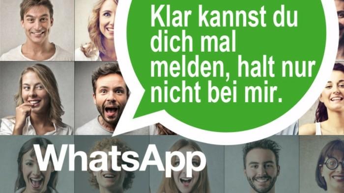 Coole Statussprüche für Whatsapp mit Bildern fuer collage21
