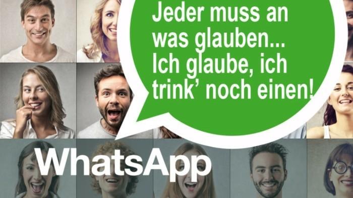 Coole Statussprüche für Whatsapp mit Bildern fuer collage22