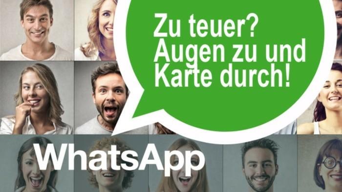 Coole Statussprüche für Whatsapp mit Bildern fuer collage24