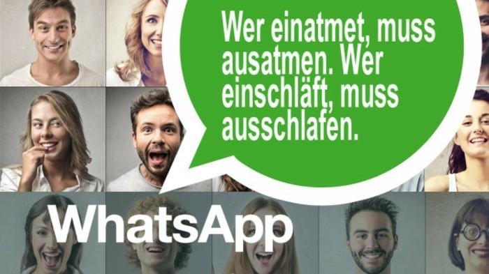 Coole Statussprüche für Whatsapp mit Bildern fuer collage26