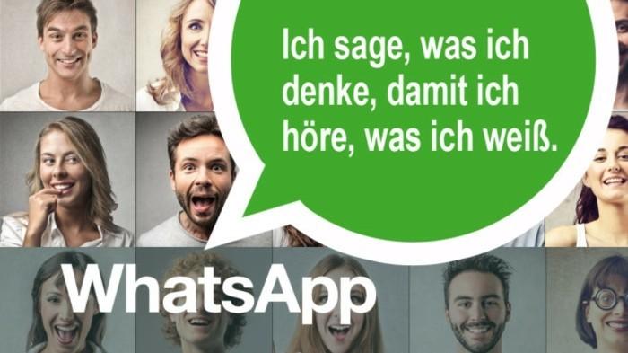 Coole Statussprüche für Whatsapp mit Bildern fuer collage27
