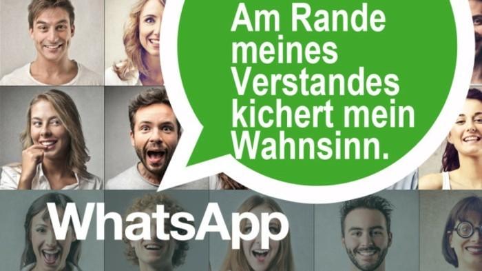 Coole Statussprüche für Whatsapp mit Bildern fuer collage34