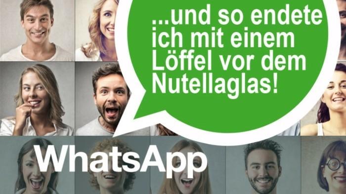 Coole Statussprüche für Whatsapp mit Bildern fuer collage35