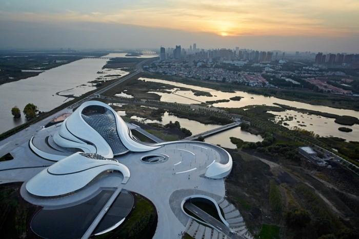 Harbin Opernhaus Ansicht