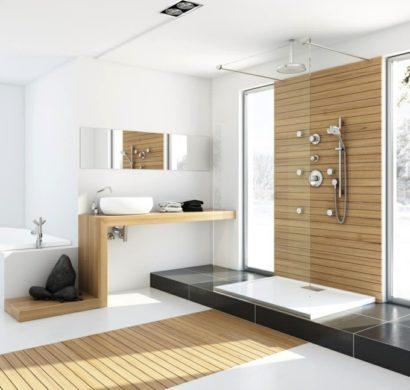 Ein modernes Bad gestalten: Wissenswertes und wichtige Tipps