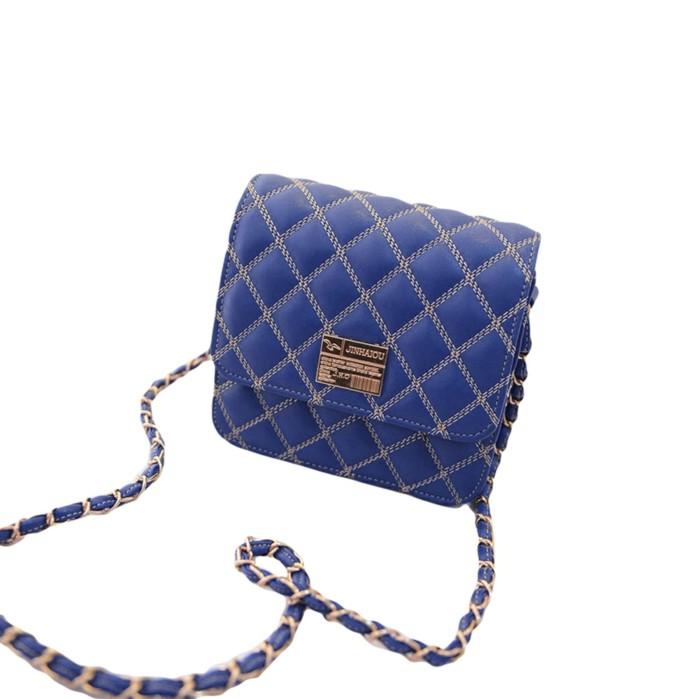 blaue-luxus-kompakte-handtasche-für-den-alltag