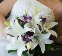 Brautstrauss Hochzeit Hochzeitsdeko Freshideen 1