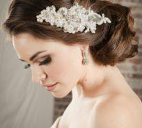 80 schöne Frisuren für die Hochzeit – die perfekte Brautfrisur für den glücklichsten Tag im Leben aussuchen
