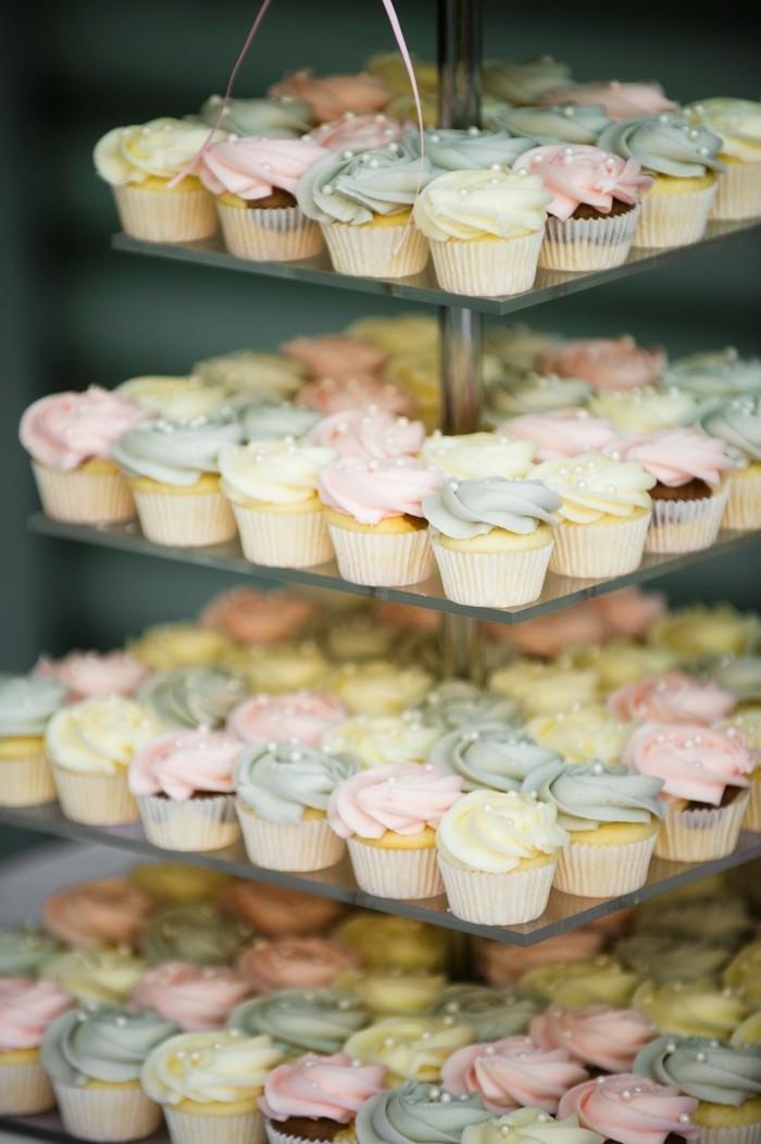 cupcakes hochzeitstorte