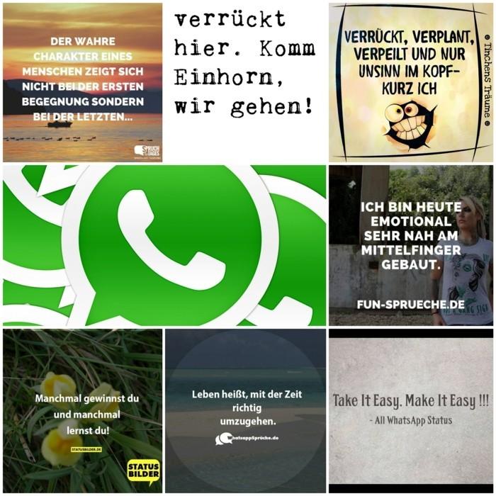 Coole Statussprüche für Whatsapp mit Bildern coole weisheiten