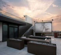 Die Dachterrasse – schaffen Sie eine Wohlfühloase auf dem Dach!