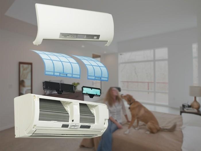 filer von klimaanlage haeufig auswechseln