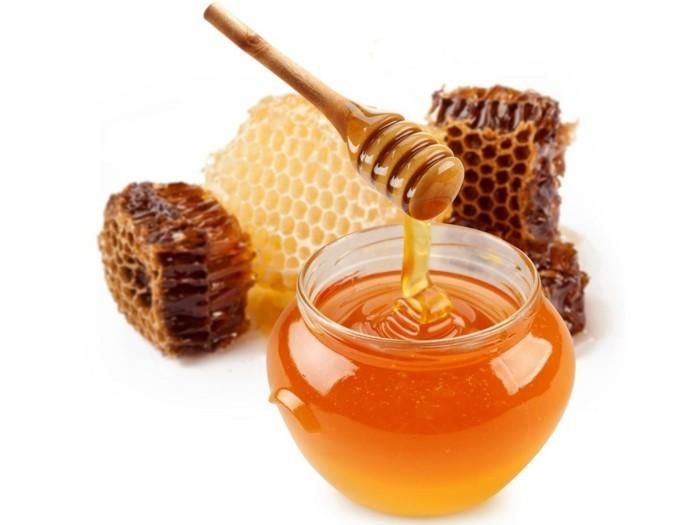 frischer honig als impfstoff