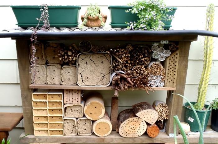 fuer die bienen im winter