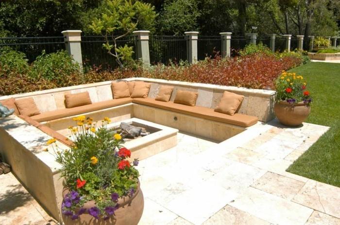 Prächtig Garten Sitzecke - 99 Ideen, wie Sie ein Outdoor Wohnzimmer gestalten #IH_99