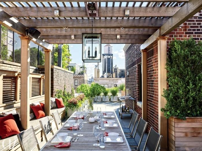 garten sitzecke - 99 ideen, wie sie ein outdoor wohnzimmer gestalten, Garten Ideen