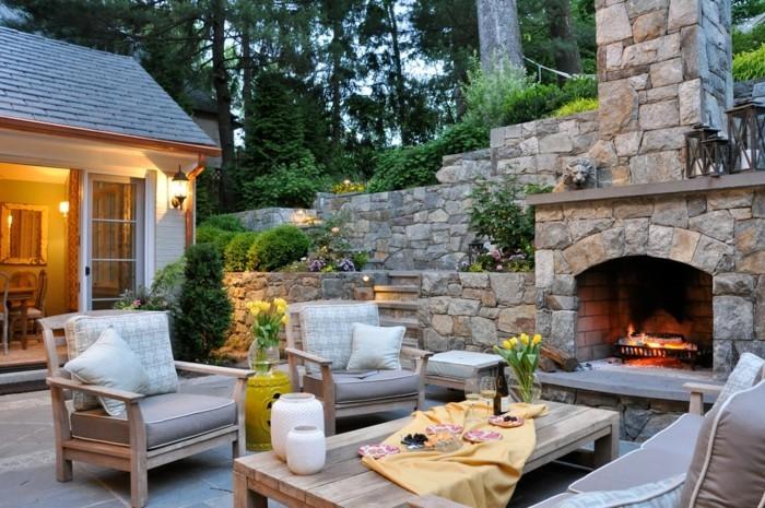 Top Garten Sitzecke - 99 Ideen, wie Sie ein Outdoor Wohnzimmer gestalten &TS_24
