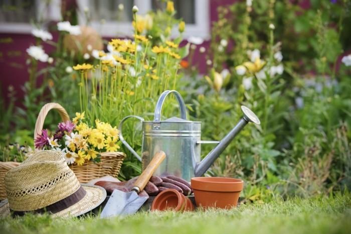 gartenideen frisches gartendesign erfordert viel mühe und pflege