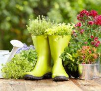 55 Günstige Gartenideen: Einen schönen Garten mit wenig Geld gestalten!