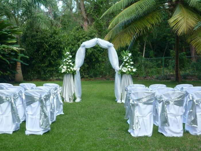 gartenparty hochzeit im garten organisieren und die hochzeit in weiß planen