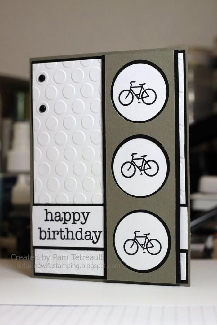 Geburtstagskarte Selber Basteln Pop Up Oder Aufklappkarte Mit Anleitung