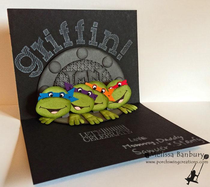 Geburtstagskarten Basteln Fur Jungs.Geburtstagskarte Selber Basteln Pop Up Oder Aufklappkarte