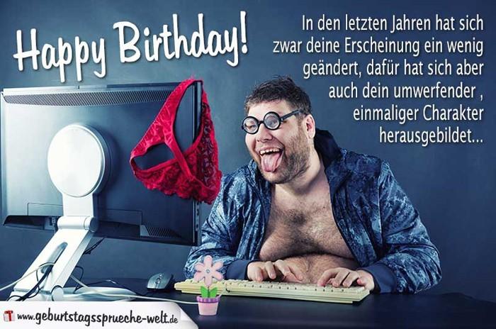 lustige Geburtstagssprüche für Männer geburtstagswünsche cavemann