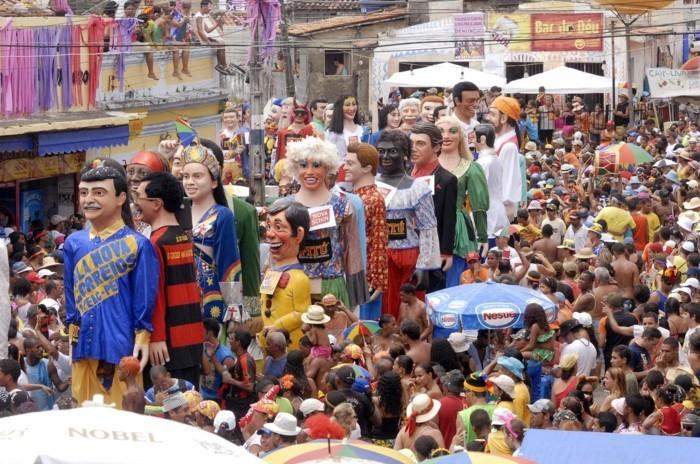 karneval in ouro preto