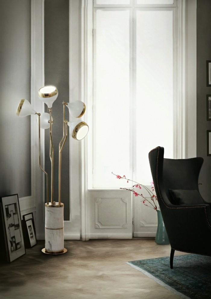 Lichtplanung und moderne leuchten machen das innendesign echt wohnlich - Lichtplanung schlafzimmer ...