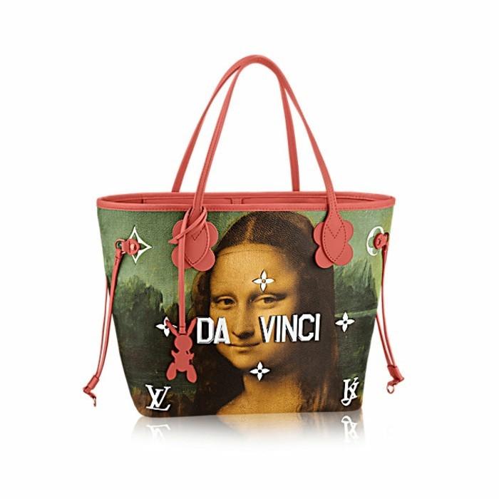 lv Damenhandtaschen da vinci