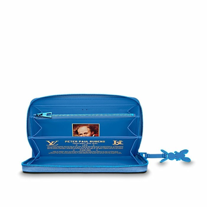 lv rubens kleine handtasche reisverschluss innen inschriften