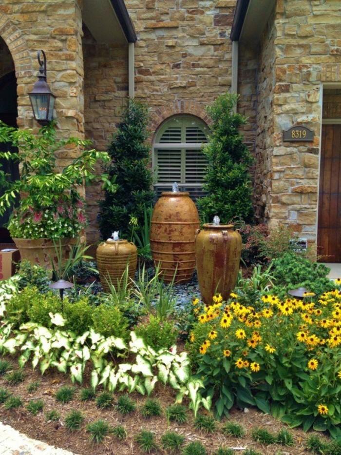 Mediterrane Gartengestaltung Dekoideen Für Den Garten Mediterraner Garten  In 50 Bildern U2013 Ein Vorbild, Wie Sie Urlaubslaune Und Wohlgefühl In Ihren  Garten ...