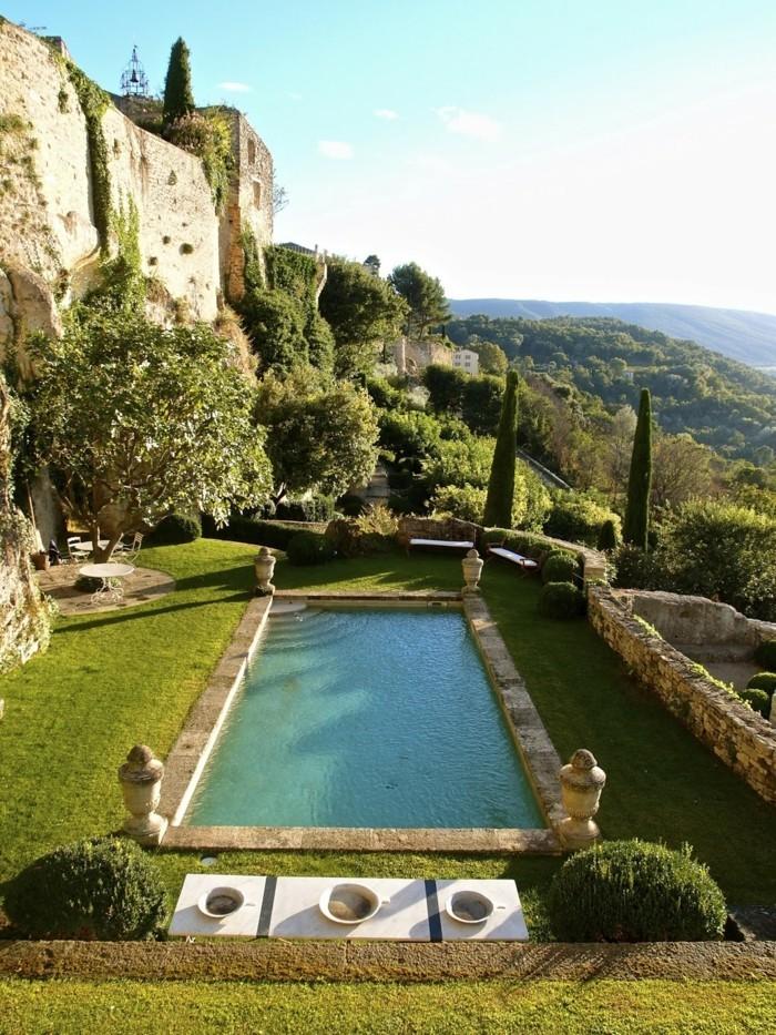 Mediterraner Garten In 50 Bildern Ein Vorbild Wie Sie Urlaubslaune
