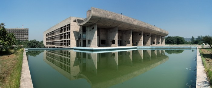 palast Chandigarh le cubisier