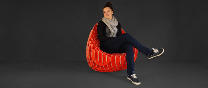 pappmoebel kartonmöbel bett aus karton kinderzimmer gestalten ideen diy ideen büro designer möbel designer sessel