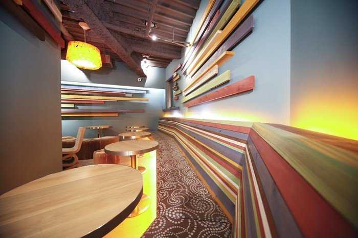 pappmoebel kartonmöbel bett aus karton kinderzimmer gestalten ideen diy ideen büro designer möbel resturant design