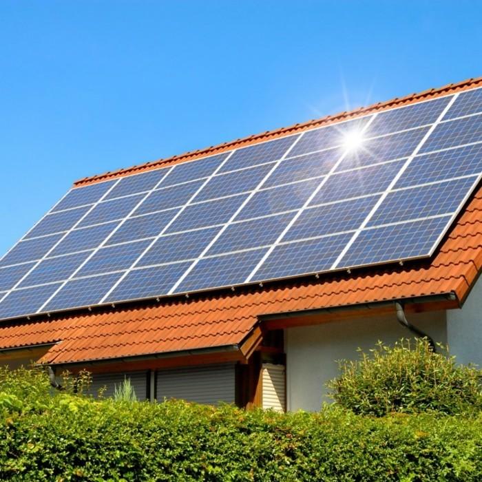 photovoltaik anlage solaranlage passivhaus nullenergiehaus