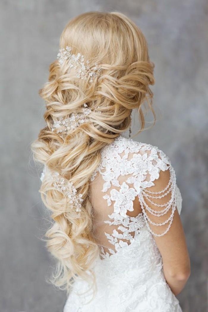 schöne frisuren flechtfrisur für lange haare
