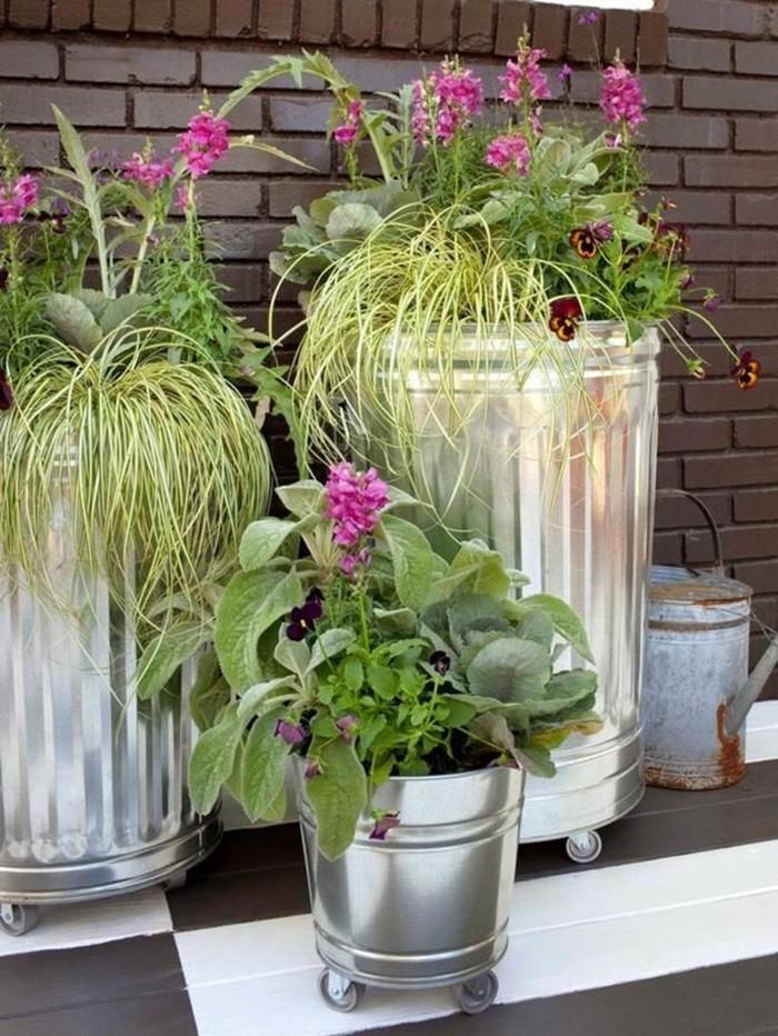 schöne gärten kreative diy ideen für die gartenpflanzen
