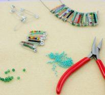 Schmuck basteln – 5 selbstgemachte Schmuckstücke, die den Blick fesseln