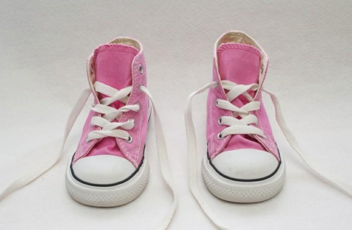 Relativ Schnürsenkel binden - Tipps und Tricks für Eltern, deren Kinder EV26