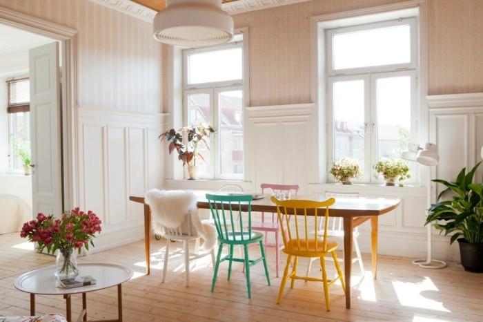 skandinavisches design im esszimmer gemütliches speisezimmer