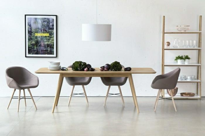 skandinavisches design im esszimmer 50 inspirierende. Black Bedroom Furniture Sets. Home Design Ideas